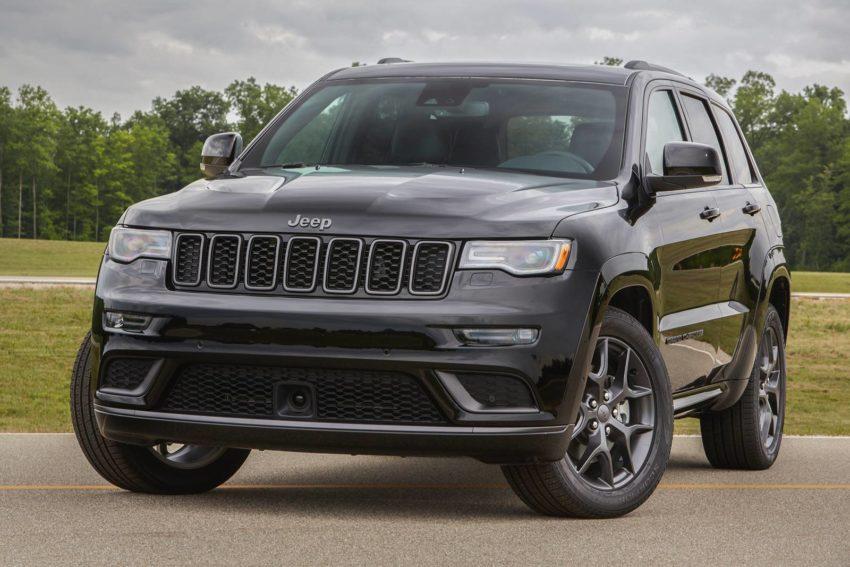 2019 Jeep Grand-Cherokee