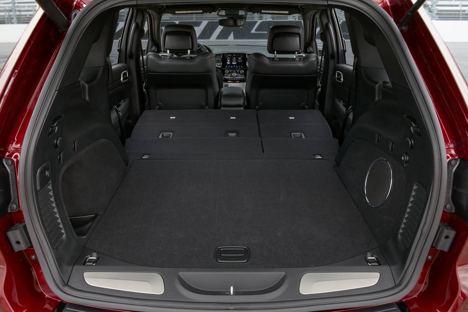 2019 Jeep Grand-Cherokee Cargo Space