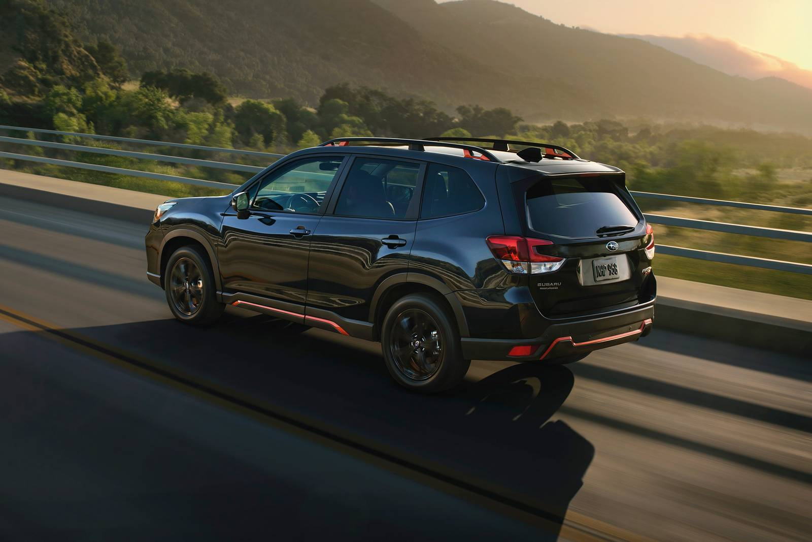 2019 Subaru Forester Sport Difference