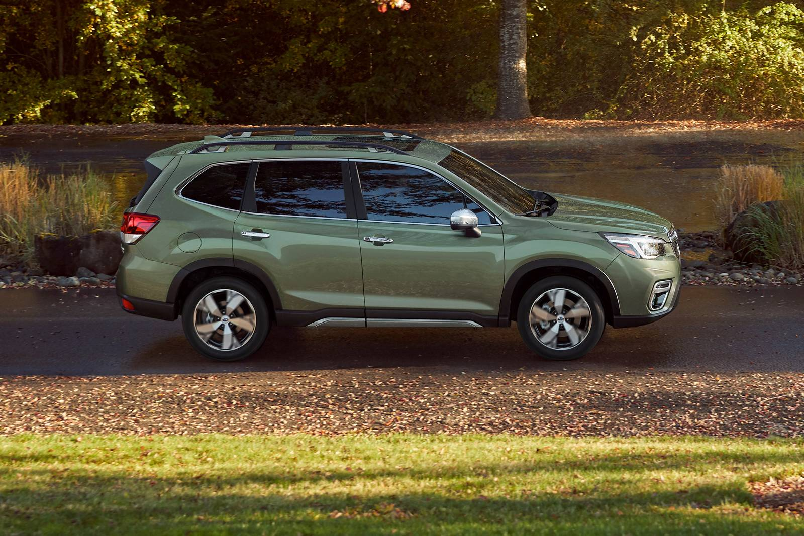 2019 Subaru Forester Touring Dimensions and Design