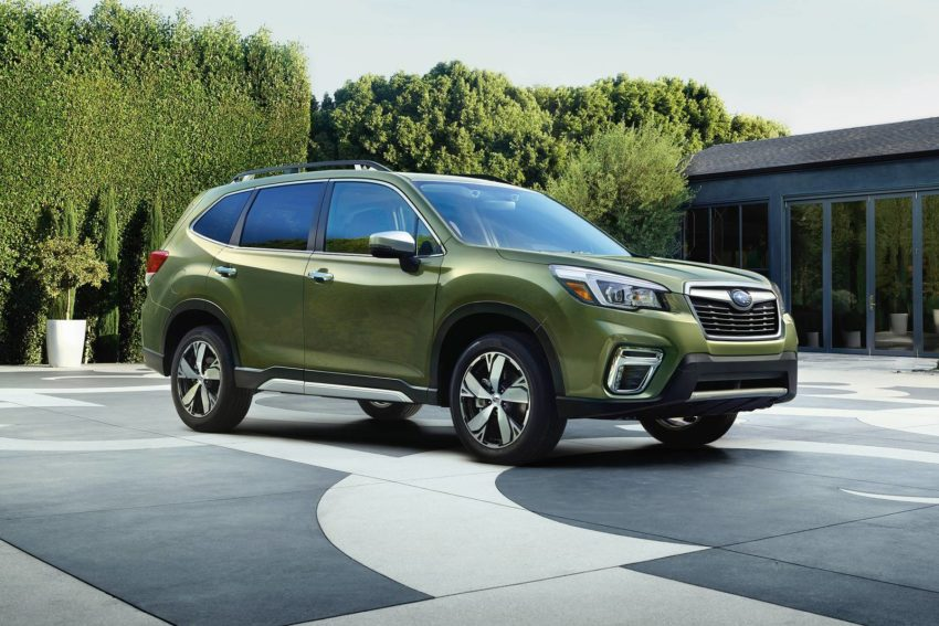 2019 Subaru Forester Touring Review
