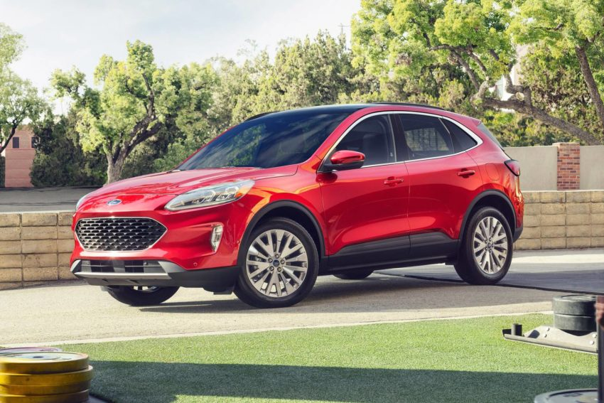 2020 ford escape hybrid  u2014 watch out rav4